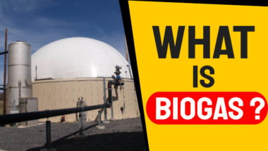What is Biogas - Featured thumbnail Image.